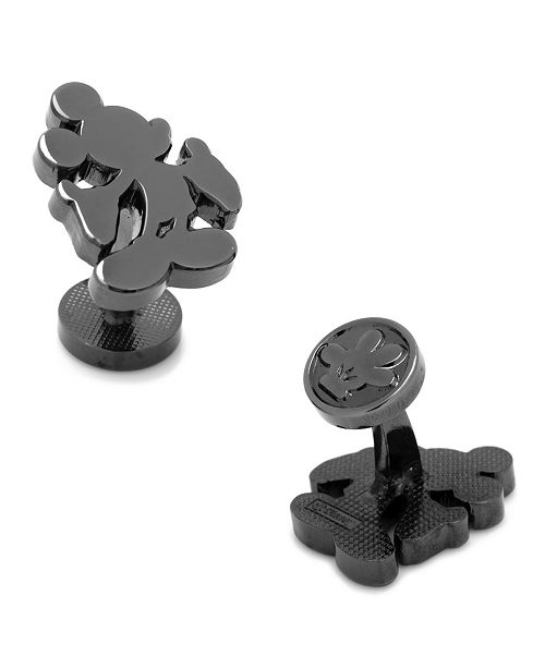 Cufflinks Inc. Mickey Mouse Silhouette Cufflinks