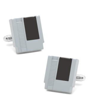 3D Game Cartridge Cufflinks