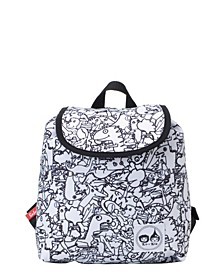 Storsak Babymel Zip & Zoe Kids Color & Wash Backpack