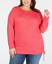 c11711e3c95 INC Plus Size Clothing - INC International Concepts - Macy's