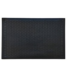 Ridge Scraper Rubber Doormat Collection
