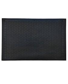 Ridge Scraper Rubber Doormat Collection