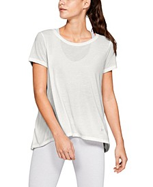 Women's Whisperlight Short Sleeve Foldover