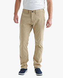 Lucky Brand Men's 410 Athletic Fit Slim Leg COOLMAX® Temperature-Regulating Chino Pant