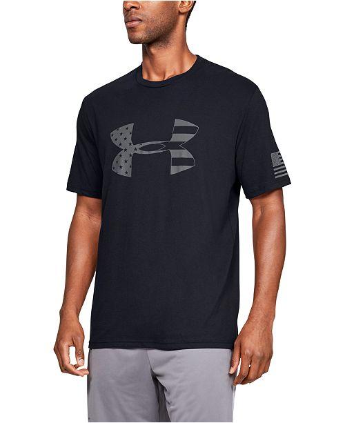 Under Armour Men's Freedom Tonal BFL T-Shirt