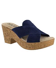 Bella Vita Lor-Italy Thong Sandals