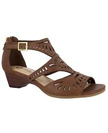 Bella Vita Penny Cutout Sandals