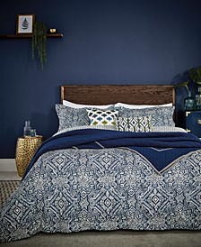 Bedeck Juma Full/Queen 5Pc Comforter Set