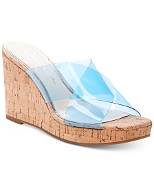 Jessica Simpson Seena Wedge Sandals