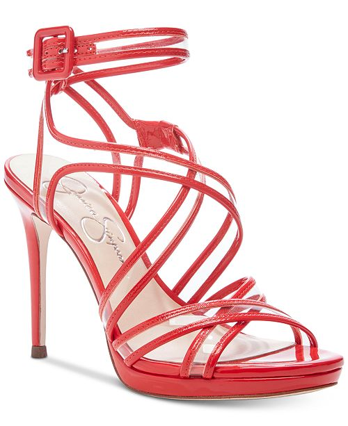 Jessica Simpson Kendele Dress Sandals