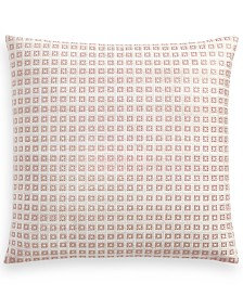 """Hotel Collection Woodrose 18"""" x 18"""" Decorative Pillow, Created for Macy's"""