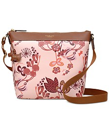 Radley London Heritage Flower Multiway Crossbody