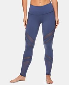 Gaiam X Jessica Biel Melrose Mesh-Trimmed Leggings
