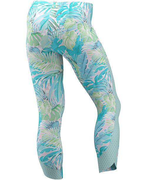 1e65c82d77780 Nike One Printed Cropped Leggings & Reviews - Pants & Capris - Women ...