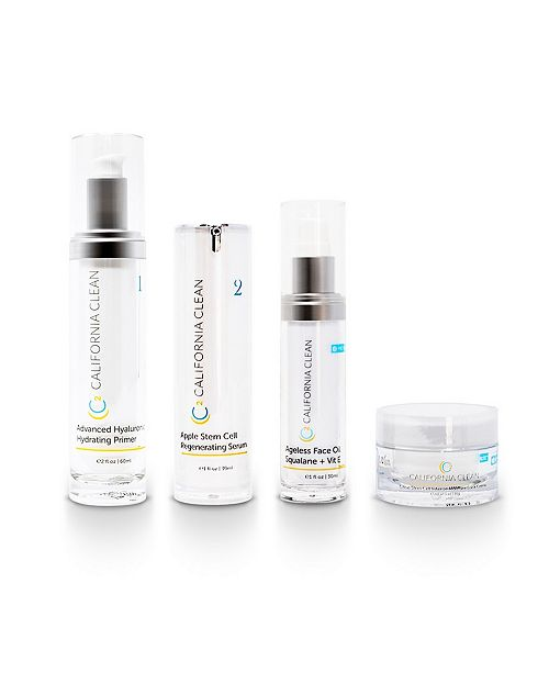 C2 California Clean C2 Skin Transformation Large Kit, 30ml (A $500 Value!)