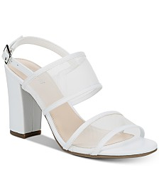 Bar III Brynn Dress Sandals, Created for Macy's