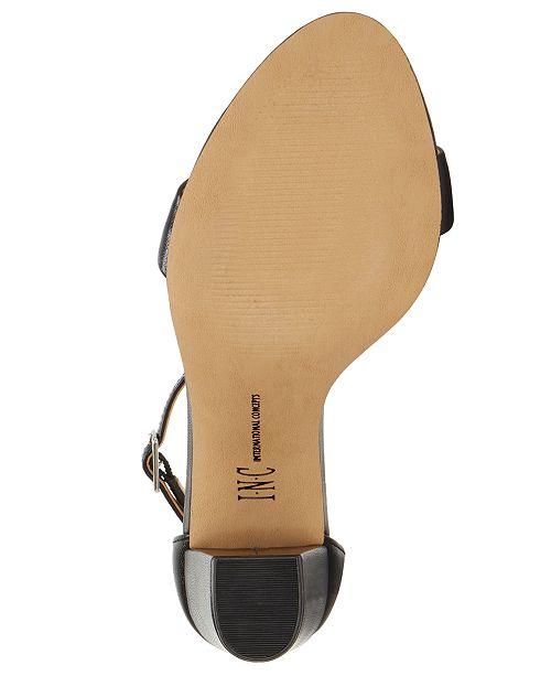 d966f5c8c7e ... INC International Concepts I.N.C. Kivah Two-Piece Sandals