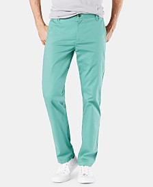 Dockers Men's Slim Fit Alpha Khaki Duraflex Lite Pants