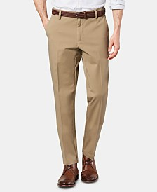 Dockers Men's Big & Tall Workday Tapered Fit Smart 360 Flex Khakis