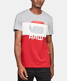 Men's Graphic 41 Colorblocked Logo T-Shirt