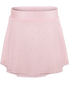 Flo Dancewear Little & Big Girls Sparkle Mesh Skirt