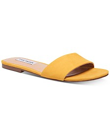 Steve Madden Women's Bev Snip-Toe Slide Sandals