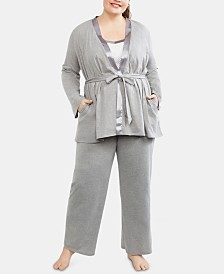 Motherhood Maternity Plus Size Pajama Set