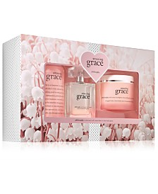 philosophy 3-Pc. Amazing Grace Eau de Parfum Gift Set