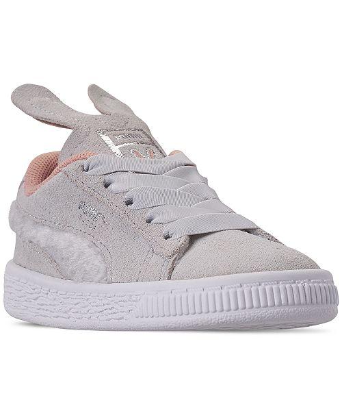 Puma Basket Star Junior Girls Trainers | Kids Footwear