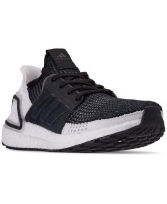 Men\u0027s UltraBOOST 19 Running Sneakers from Finish Line