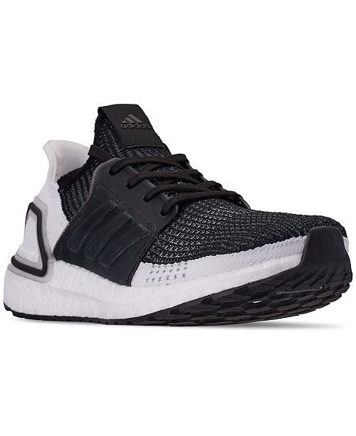 350e0fd500044 adidas Men's UltraBOOST 19 Running Sneakers from Finish Line ...
