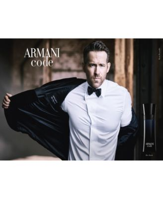 Giorgio Armani Code After Shave Lotion, 3.4 oz.