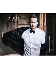 Armani Code Eau de Toilette  Fragrance Collection