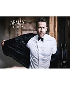 Giorgio Armani Armani Code Eau de Toilette  Fragrance Collection