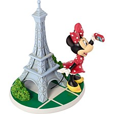 Disney Showcase Collection Minnie Rocks The World Magnifique Minnie Mouse Figurine