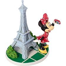Precious Moments Disney Showcase Collection Minnie Rocks The World Magnifique Minnie Mouse Figurine
