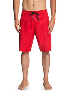 Quiksilver Men's Manic Solid 21 Boardshorts
