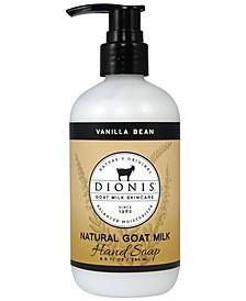 Goat Milk Hand Soap, Vanilla Bean, 8.5 oz.