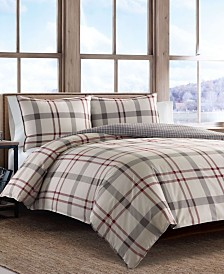 Eddie Bauer Portage Bay Duvet Cover Set, King