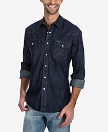 Men's Authentic Western Shirt