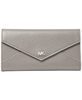 c790373a1b6a MICHAEL Michael Kors Slim Envelope Trifold Leather Wallet