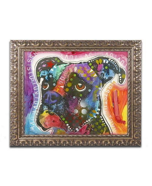 "Trademark Global Dean Russo '29' Ornate Framed Art - 20"" x 16"" x 0.5"""