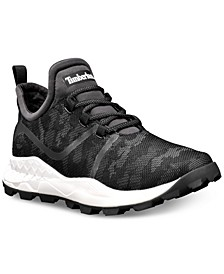 Men's Mesh Brooklyn Oxfords Sneakers