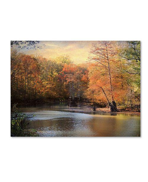 "Trademark Global Jai Johnson 'After Daybreak' Canvas Art - 32"" x 24"" x 2"""