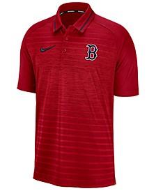 Men's Boston Red Sox Stripe Game Polo