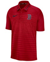 the best attitude 9b906 065ec Nike Men s Boston Red Sox Stripe Game Polo