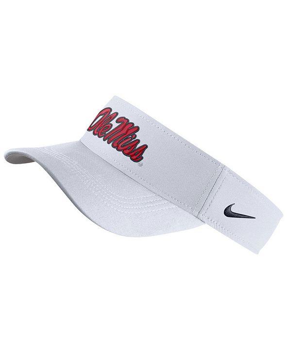 Nike Ole Miss Rebels Dri-Fit Visor