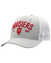 premium selection ffd17 ccbad Top of the World Indiana Hoosiers Notch Heather Trucker Cap