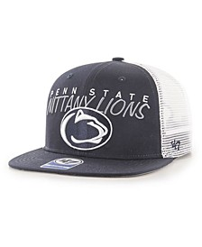 Big Boys Penn State Nittany Lions Wordmark Captain Snapback Cap