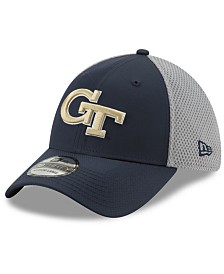 New Era Georgia-Tech TC Gray Neo 39THIRTY Cap